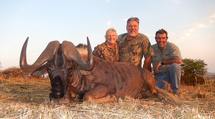 Numzaan Safaris Helps Shooting Sports as Friends of NRA Sponsor
