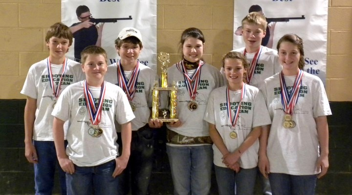 50th Annual Daisy National BB Gun Championship Draws Hundreds of Young Shooters