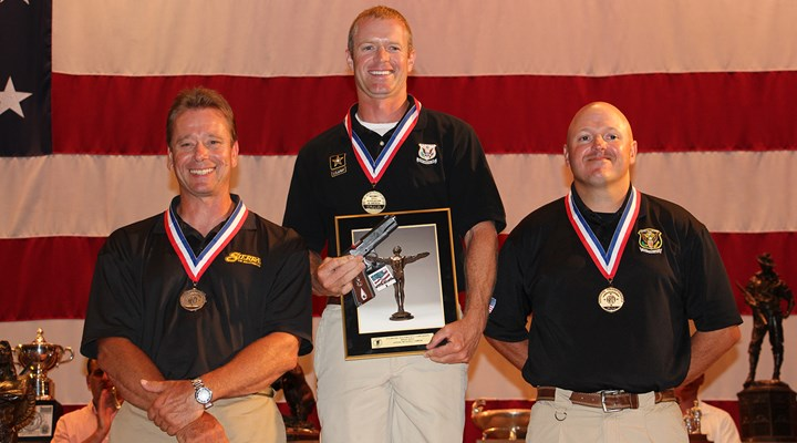 SFC Brandon Green Takes 2015 NRA National High Power Rifle Championship