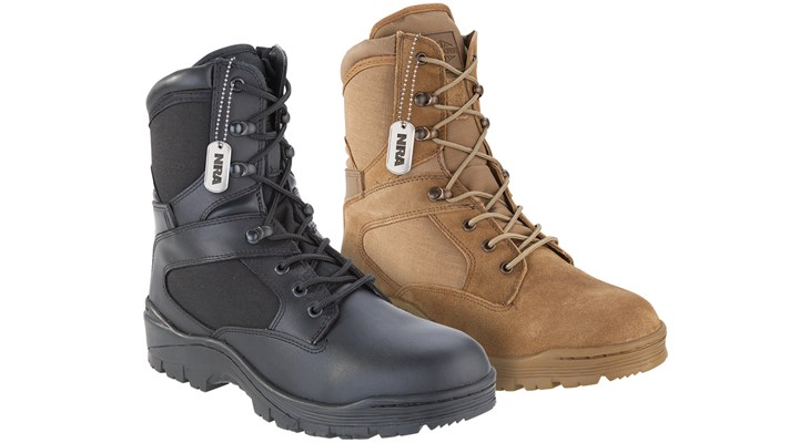 Protect Your Feet With NRA TRU-SPEC Tactical Boots