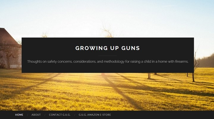 The Man Behind Growing Up Guns
