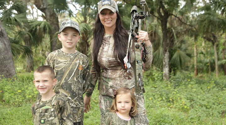 5 Tips for Raising a Hunting Family