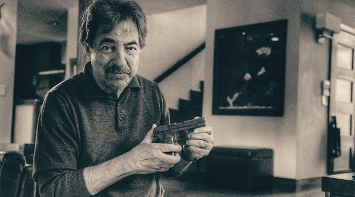Joe Mantegna on Hollywood's role in teaching Firearm Safety