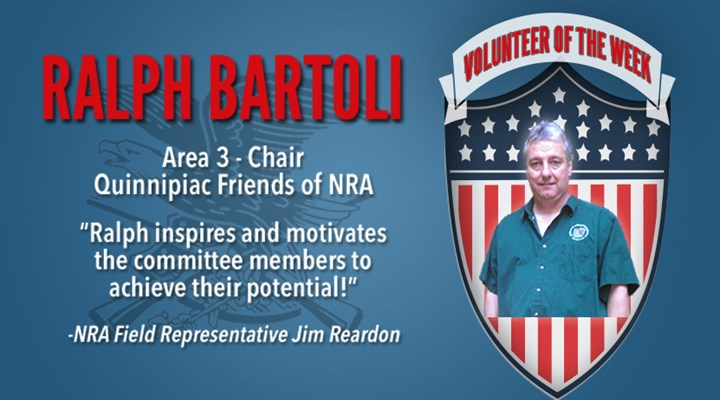 Volunteer of the Week: Ralph Bartoli