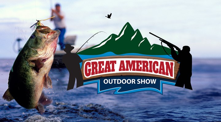 Great American Outdoor Show Events: Monday, February 8th