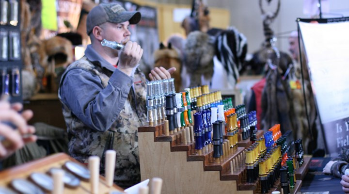 Shopping 101 at the Great American Outdoor Show