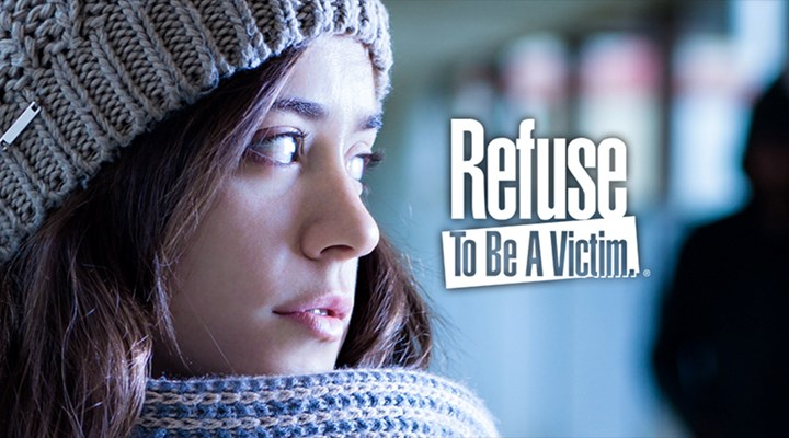 Taking Aim at Refuse to be a Victim...